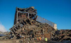 collapsed UK boiler-plant