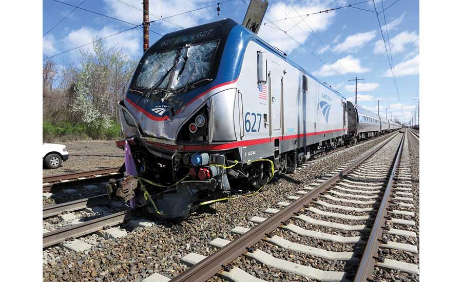 Amtrak Crash Report Released | 2016-05-04 | ENR
