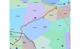 Marcellus Pipeline map
