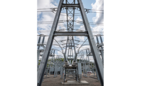 National Grid's Five Mile Road substation project