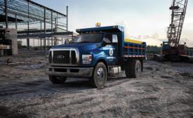 2017 Ford Truck Fleet