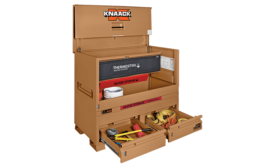 Knaack thermosteel tool chest