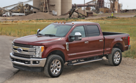 Ford's Super Duty trucks