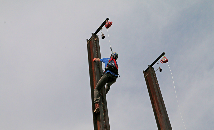Craft Competitions: Ironworker Apprentices Test Their Mettle