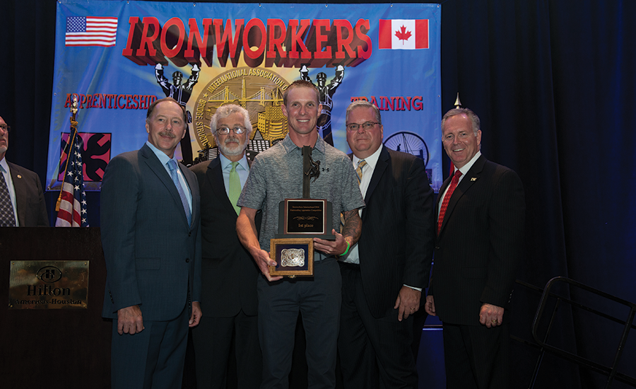 Craft Competitions: Ironworker Apprentices Test Their Mettle | 2016