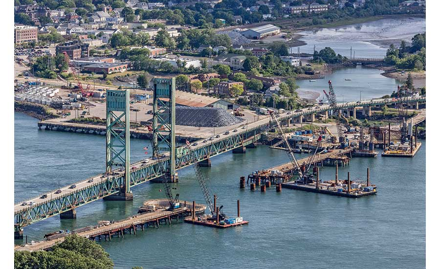 A Maine-N.H. Lift Span Retires Early Due to Stuck Sheave