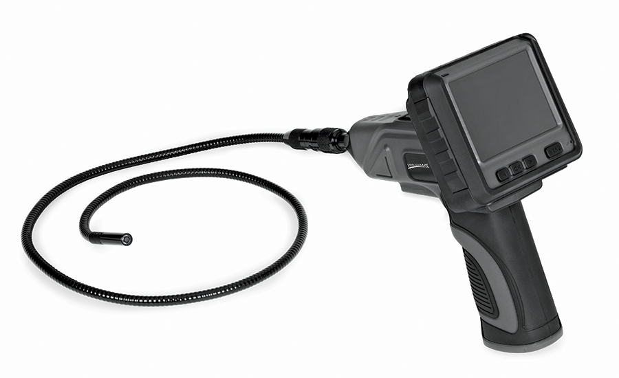 Product Snapshot: Inspection Camera and Portable Generator