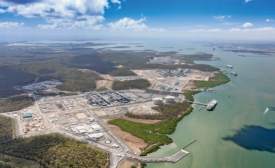 Curtis Island LNG Program