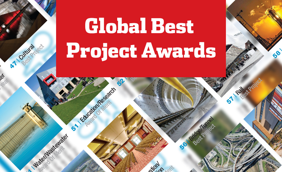 Global Best Projects Awards 2016