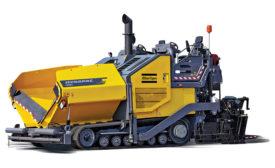Atlas Copco Roadbuilding Unit