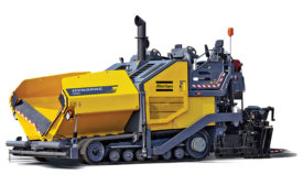 Atlas Copco Roadbuilding Unit