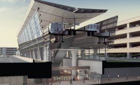 Dulles metro connector project