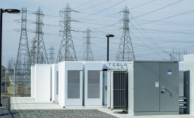 Southern California Edison's Mira Loma Battery Storage Facility