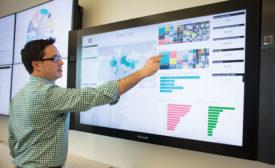 On-staff data scientist