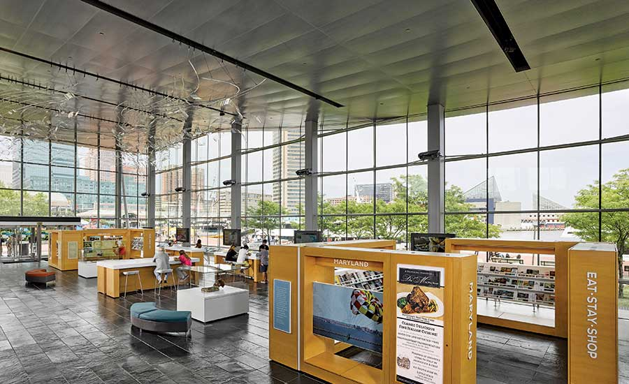 Baltimore Visitor Center Renovation
