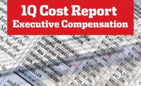 1Q Cost Report Executive Compensation