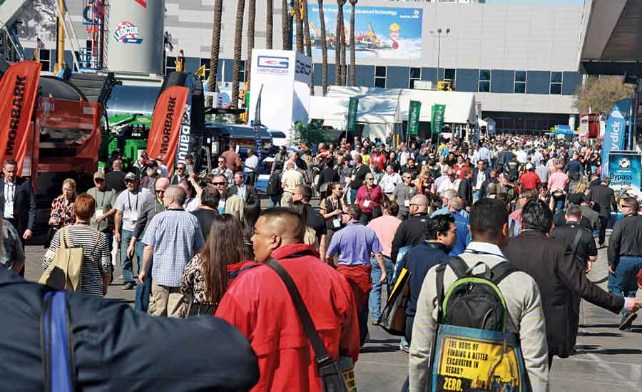 A Buyer's Market at CONEXPO 2017