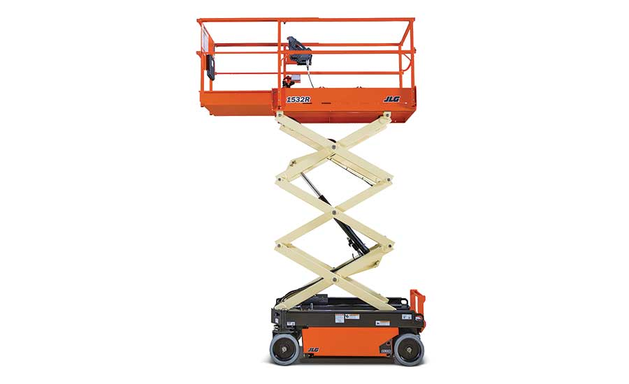 JLG 1532R electric scissor lift