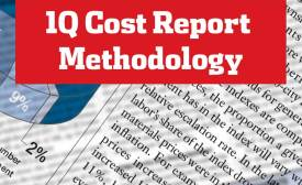 1Q Cost Report Methodology