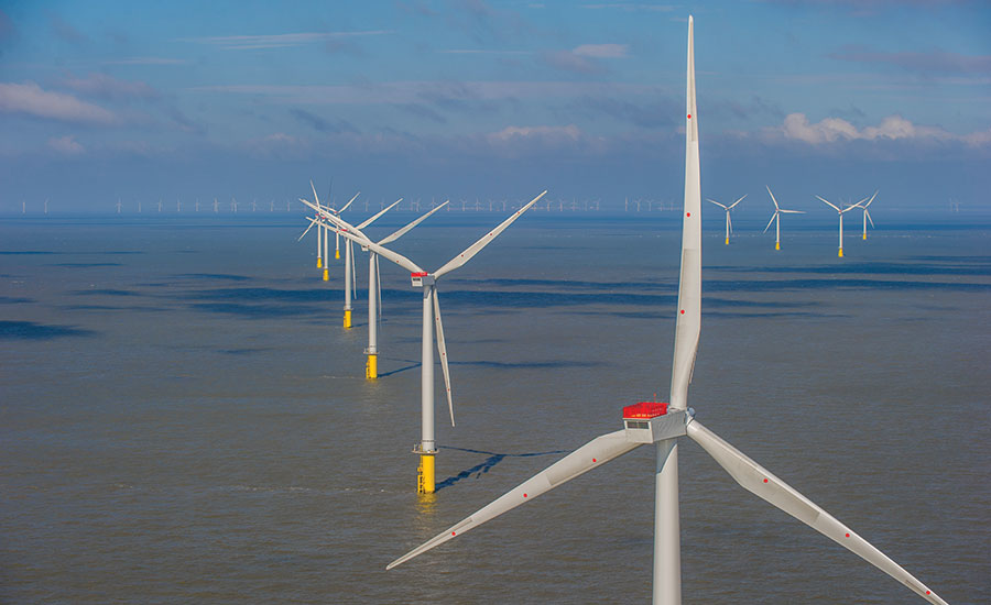 Europe Wind Power Plans Are Soaring, But Costs Are Not
