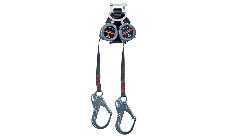 Product Snapshot: Fall-Arrest Harness and Concrete Core Drill
