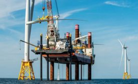 American offshore-wind project