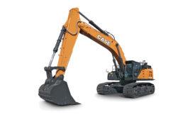 CX750D excavator