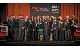 ENR 2017 Award of Excellence