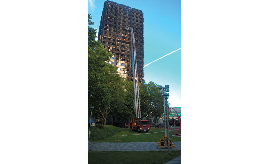 How Many Other Structures Have Grenfell Tower-Type Cladding Panels