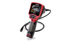 Micro CA 350 inspection camera