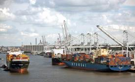 Savannah Port
