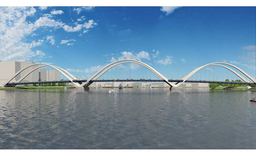 Design Revealed for New Bridge Over Anacostia