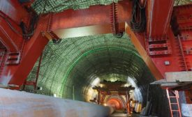 Klovoka tunnel