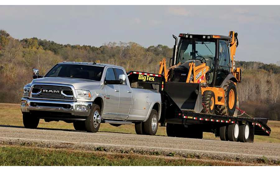 Ram Towing Capacity >> Ram Ups Towing Capacity In Bid To Outclass Larger Trucks 2017 08