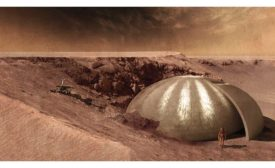 NASA Mars 3D-Printed Habitat Challenge