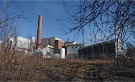 Harrisburg incinerator retrofit