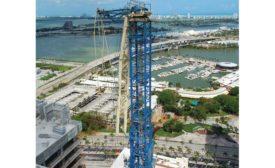 Tower Cranes Fall