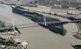 George Massey bridge concept