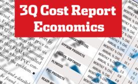 3Q Cost Report Economics