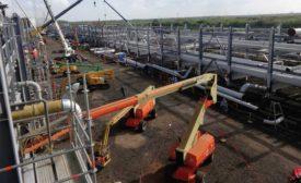 Dow Gulfstream LHC-9 Ethylene Production Facility