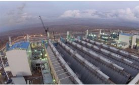 Sulaymaniyah 1,500-MW Combined-Cycle Power Plant