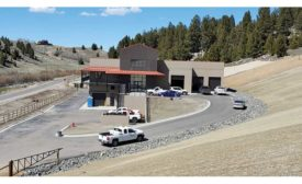 Basin Creek Water Treatment and Ancillary Facilities