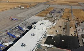 Denver Airport Gate Apron Rehab Project