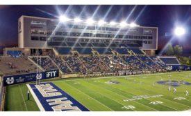 Utah State University Maverik Stadium Westside Renovation