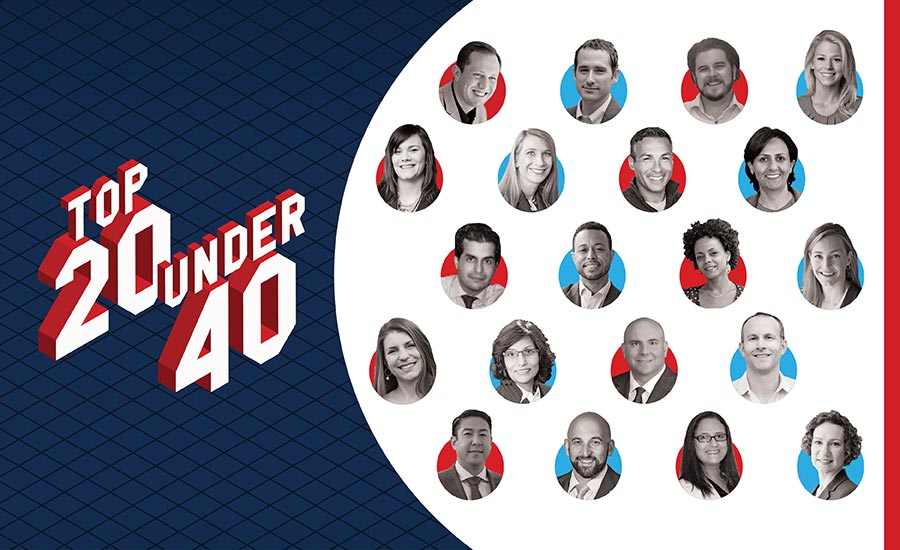 Meet ENR's National Top 20 Under 40