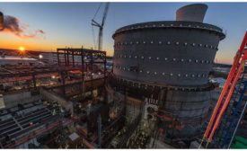 Vogtle nuclear expansion project