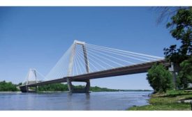 Louisville-Southern Indiana Ohio River Bridges Project, East End Crossing