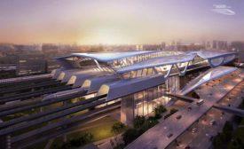 Kuala Lumpur-Singapore rail project