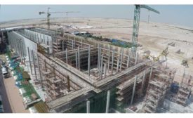 Qatar Water Resource Construction