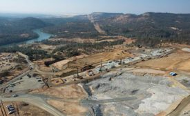 Oroville Dam repairs